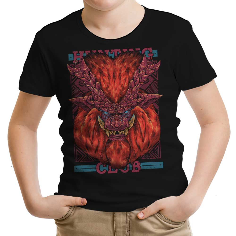 Hunting Club: Teostra - Youth Apparel