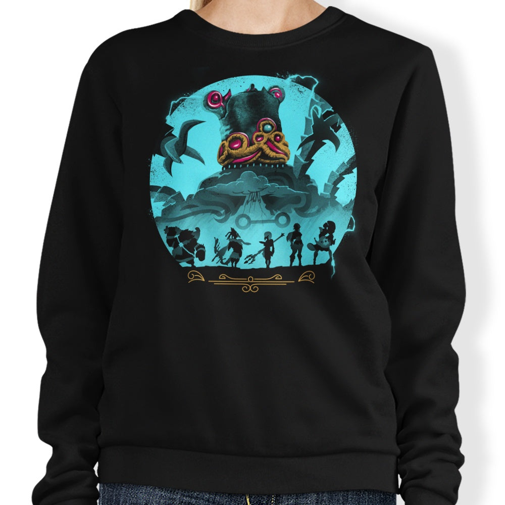 Hylian Guardians - Sweatshirt