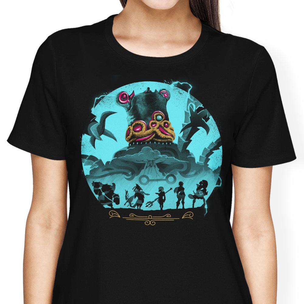 Hylian Guardians - Women's Apparel