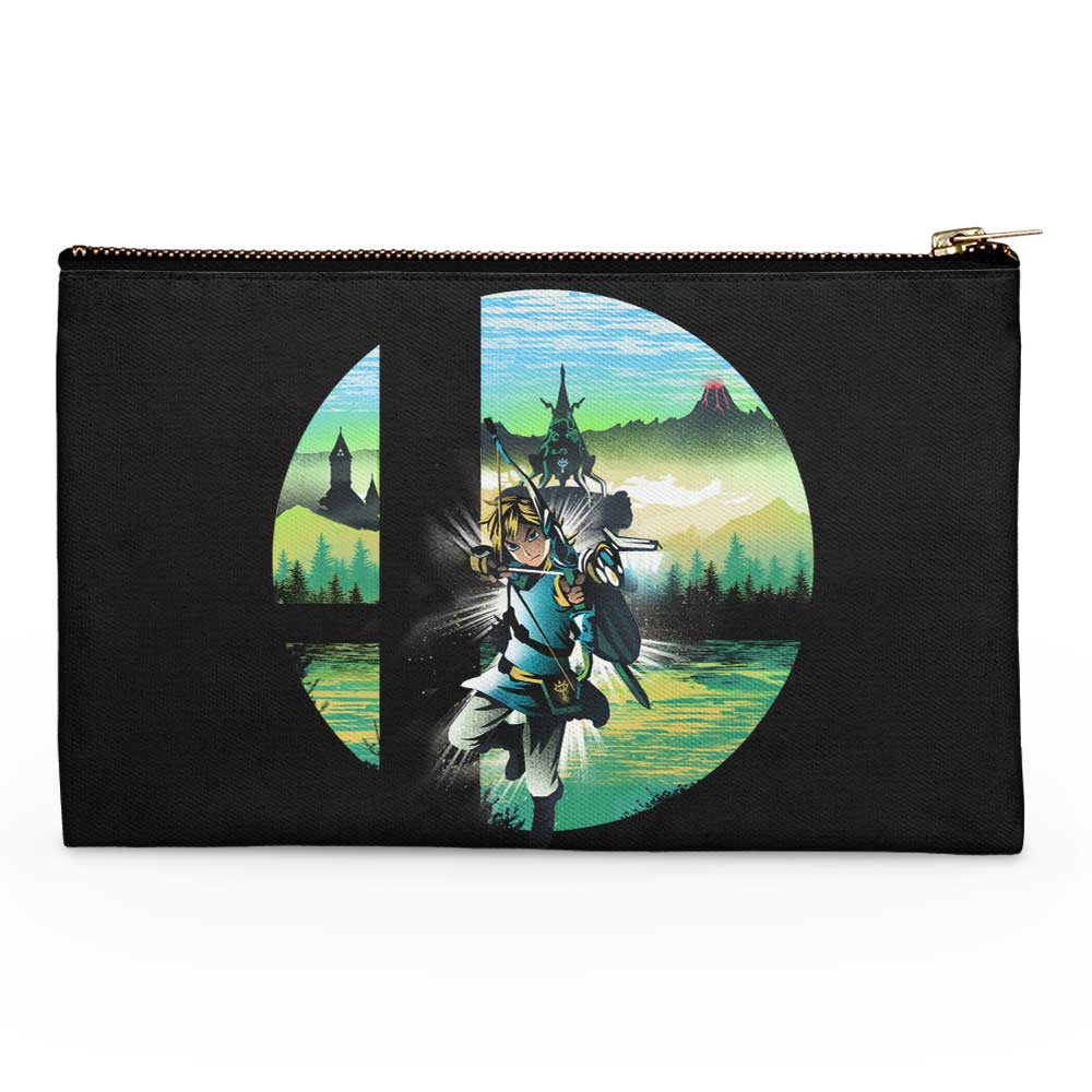 Hylian Smash - Accessory Pouch