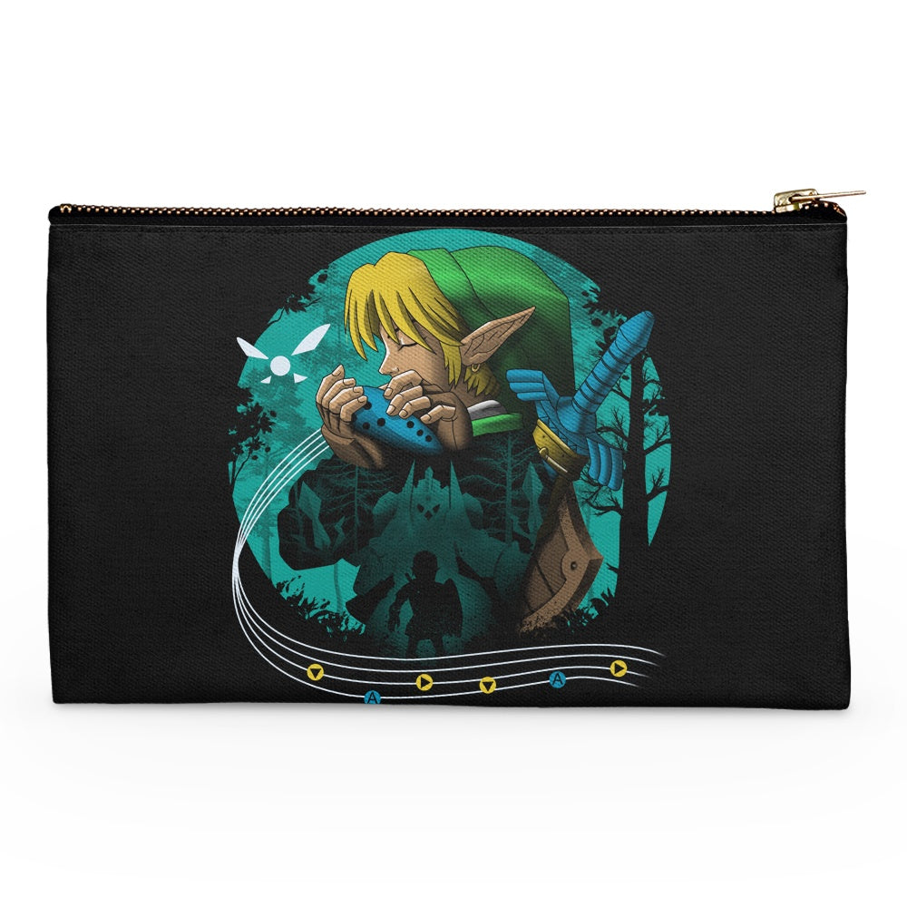 Hyrule Time Traveler - Accessory Pouch