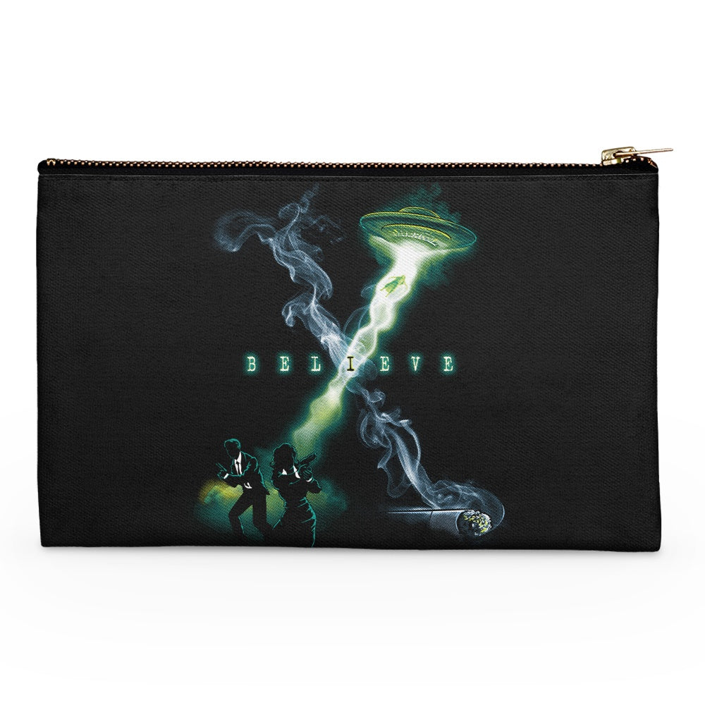 I Believe - Accessory Pouch