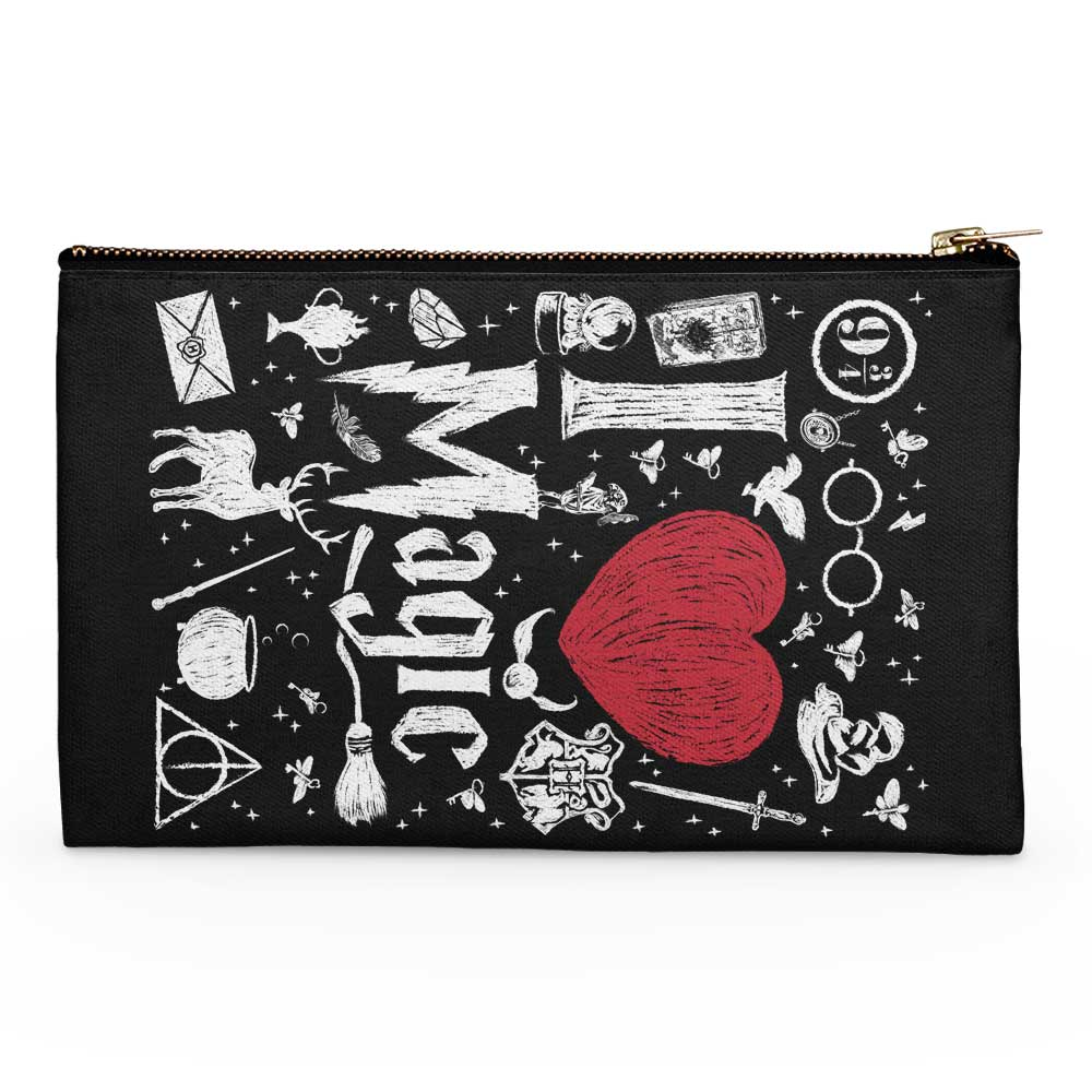 I Love Magic - Accessory Pouch