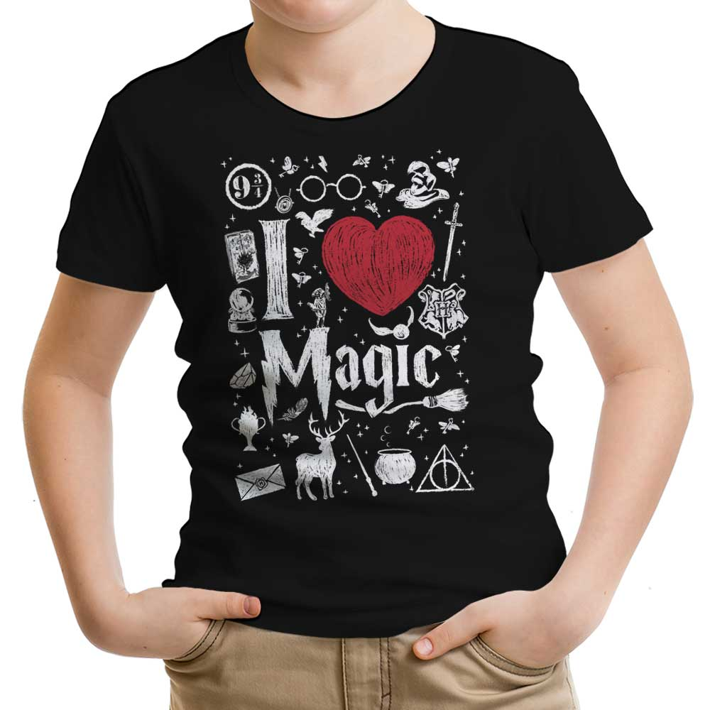 I Love Magic - Youth Apparel