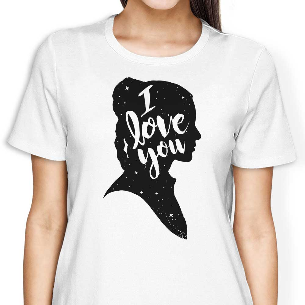I Love You - Women's Apparel