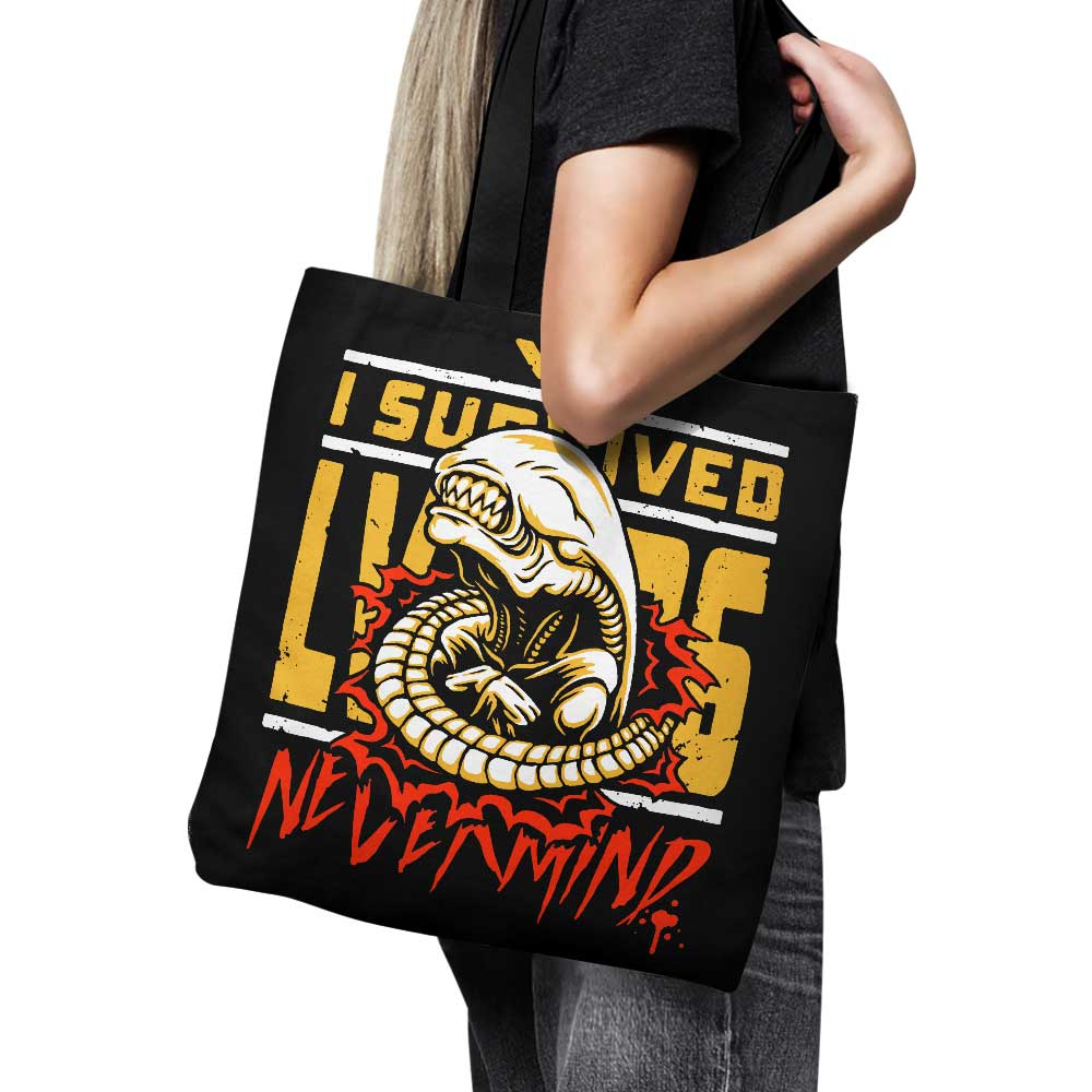 I Survived LV426 - Tote Bag