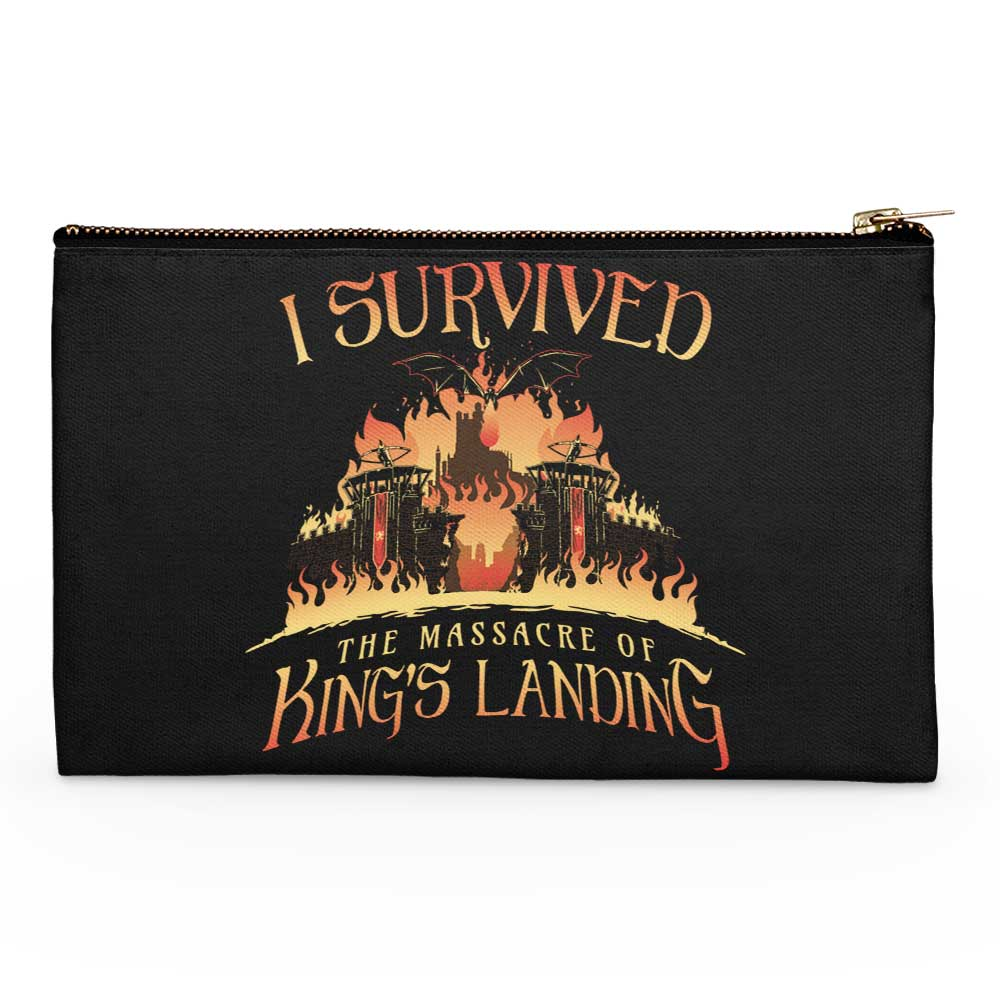 I survived the Mad Queen - Accessory Pouch