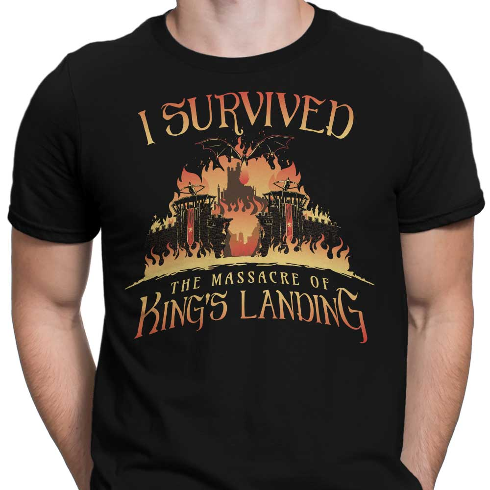 I survived the Mad Queen - Men's Apparel