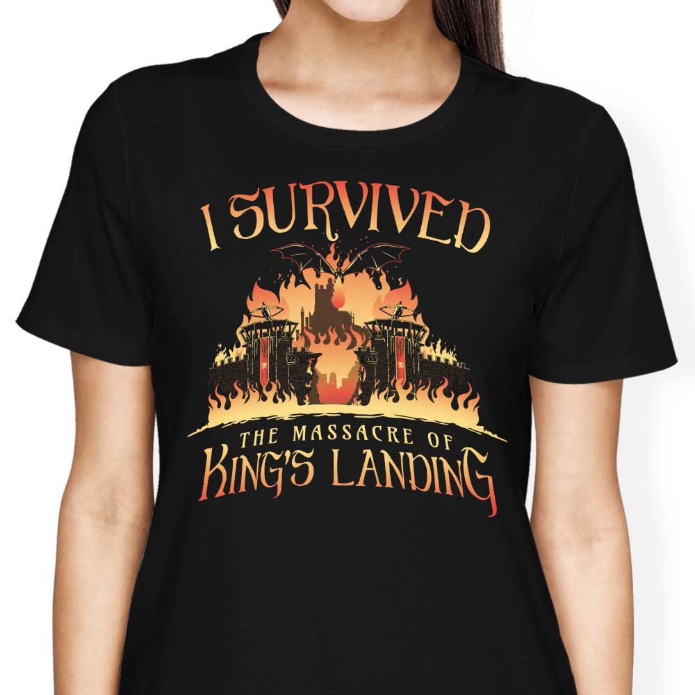 I survived the Mad Queen - Women's Apparel