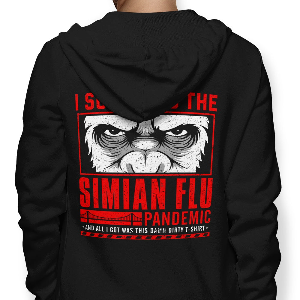 I Survived the Simian Flu - Hoodie