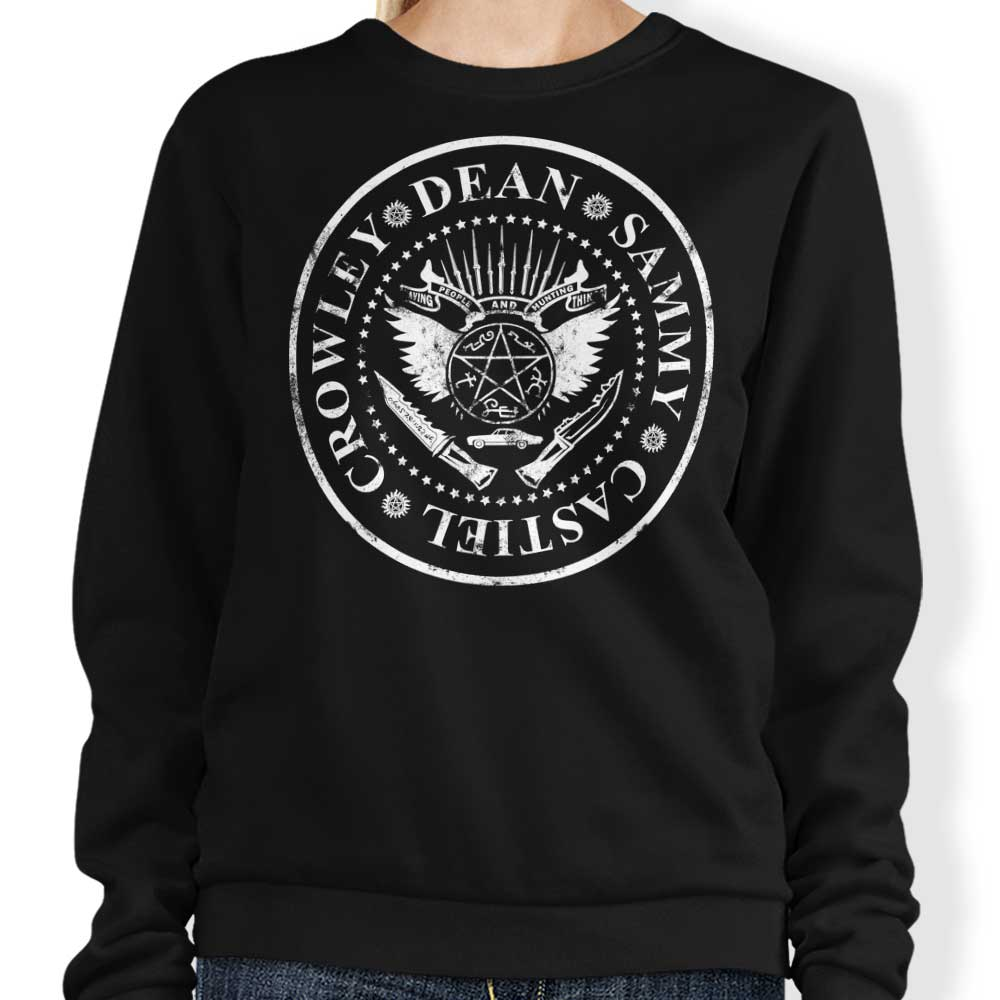 I Wanna Be Supernatural - Sweatshirt