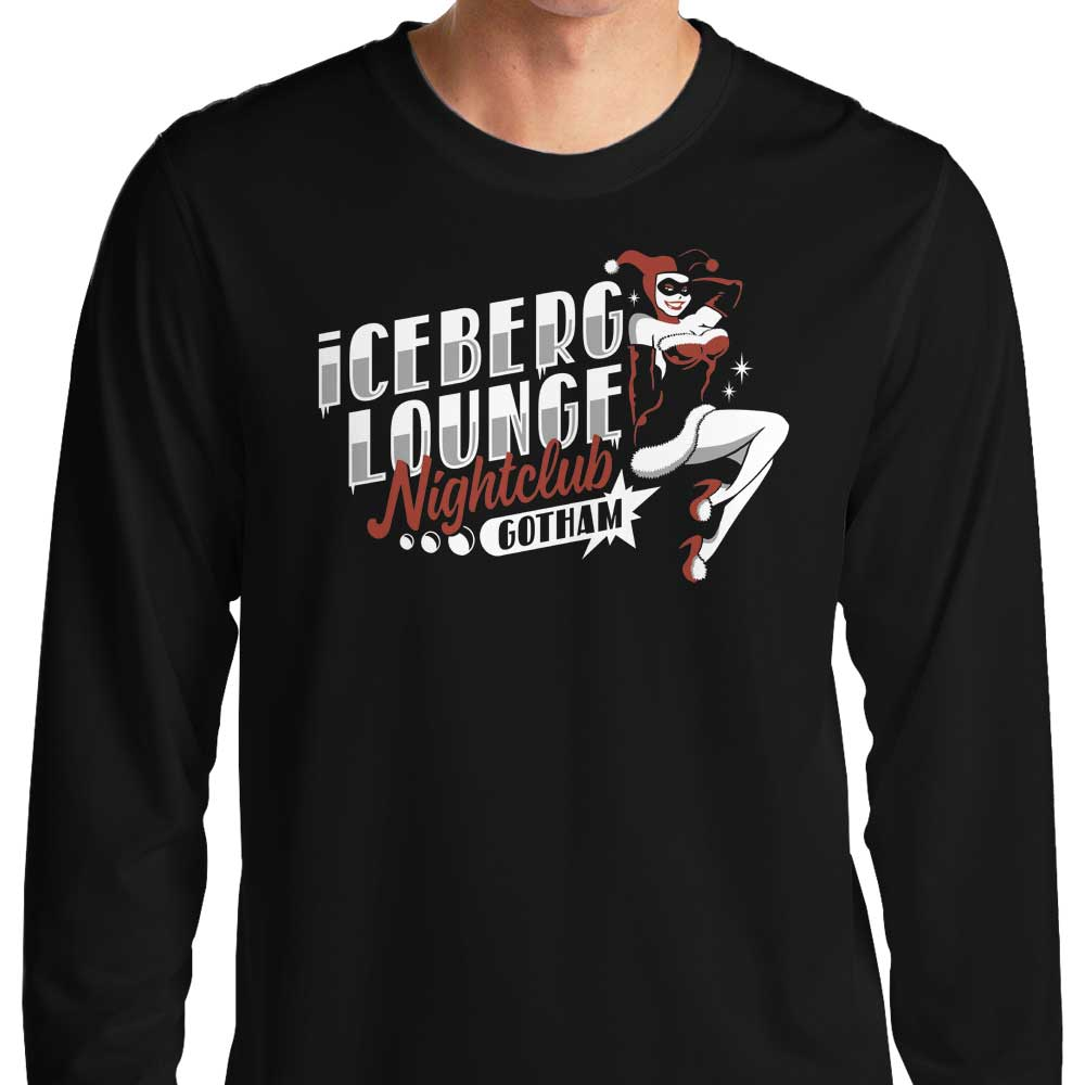 Iceberg Lounge - Long Sleeve T-Shirt