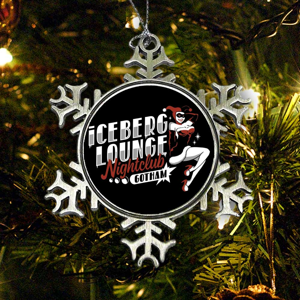 Iceberg Lounge - Ornament