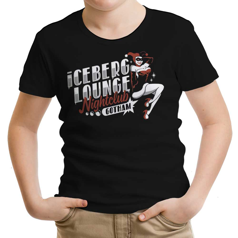 Iceberg Lounge - Youth Apparel