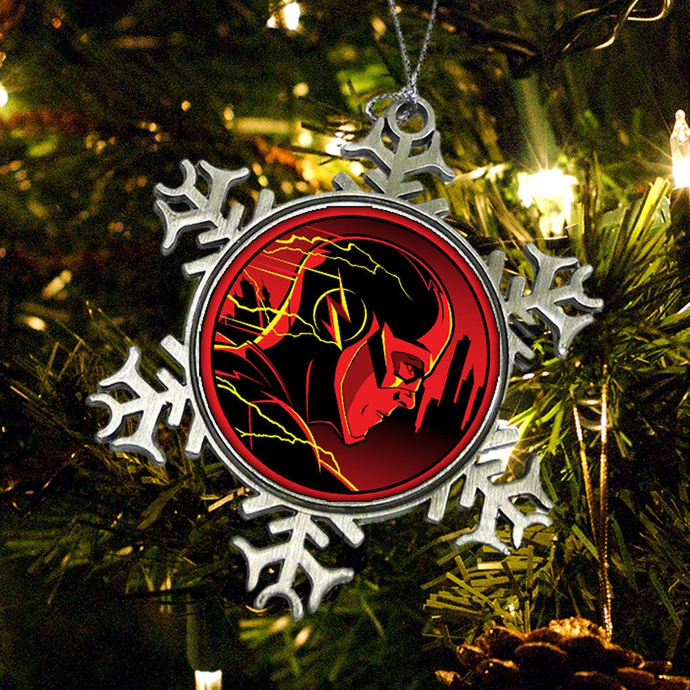 I'll Be There in a Flash - Ornament