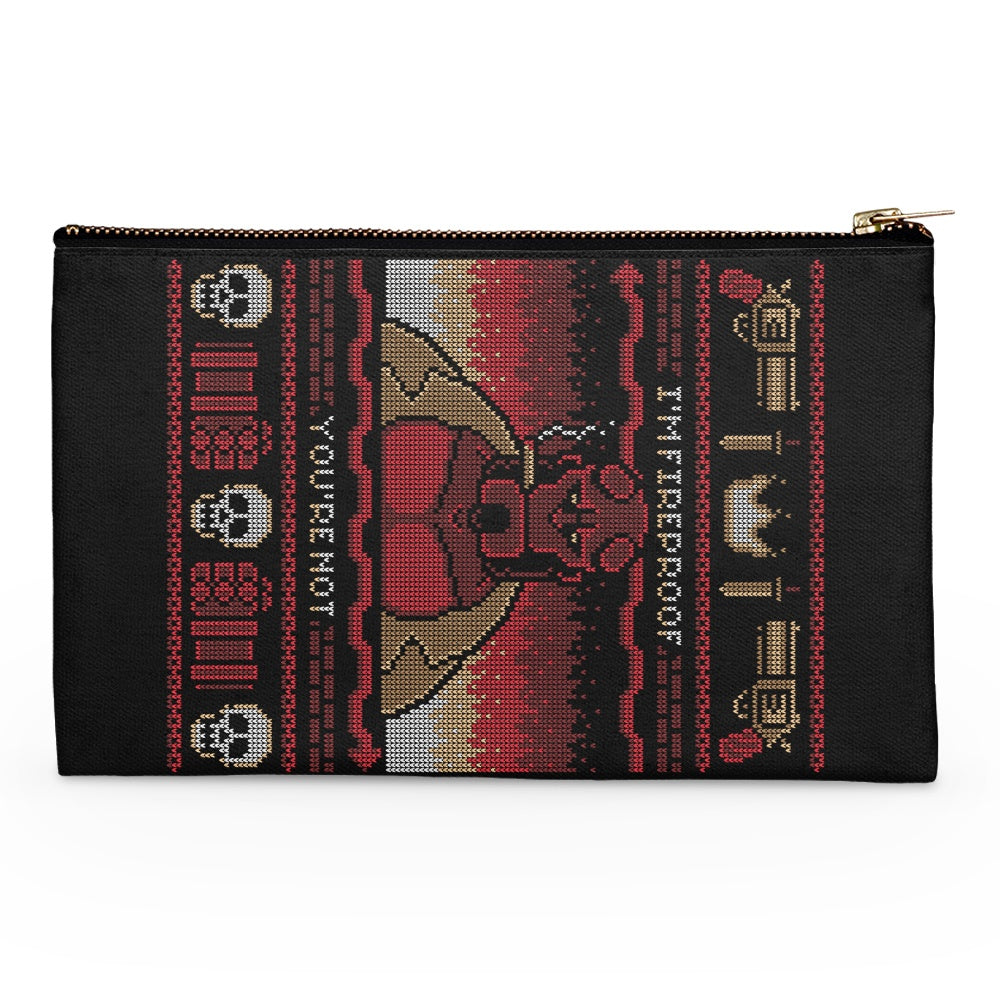I'm Fireproof - Accessory Pouch