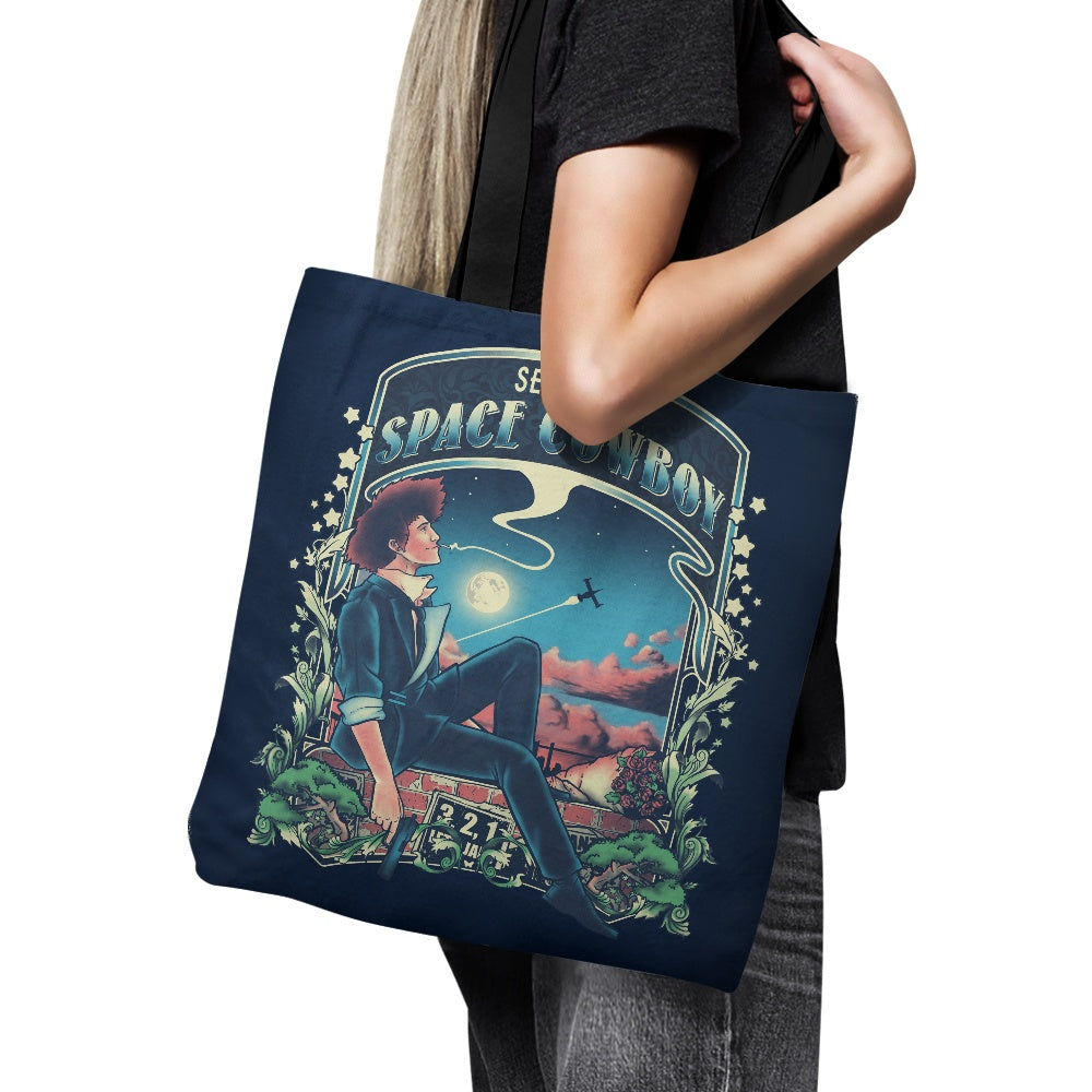 I'm Watching a Dream - Tote Bag
