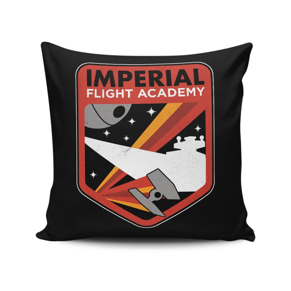 Imperial Flight Academy - Throw Pillow