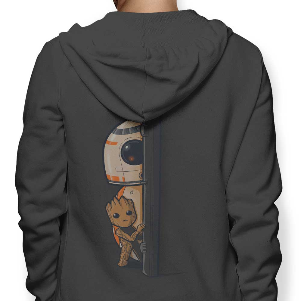 In a Galaxy Far, Far Away - Hoodie