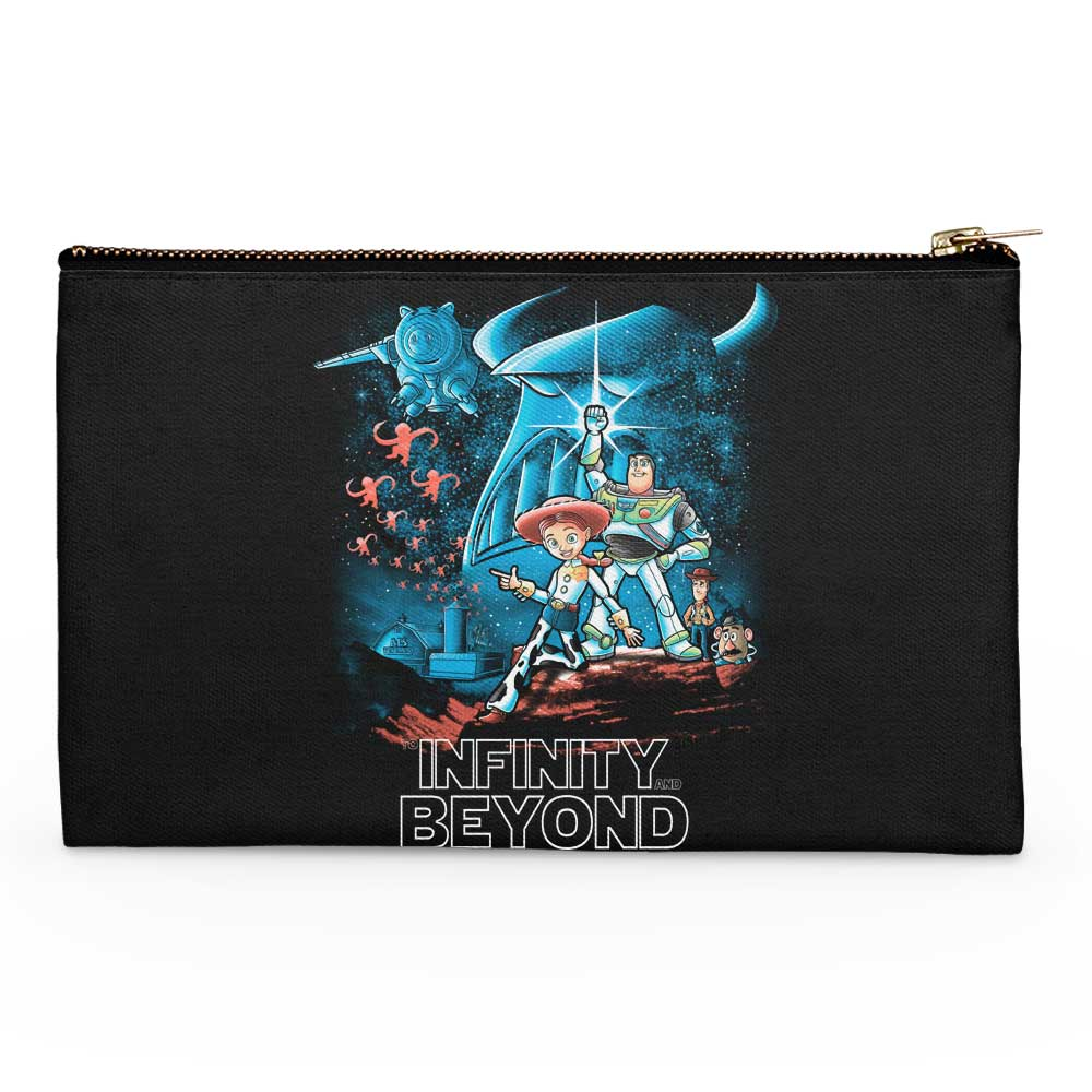 Infinity and Beyond - Accessory Pouch