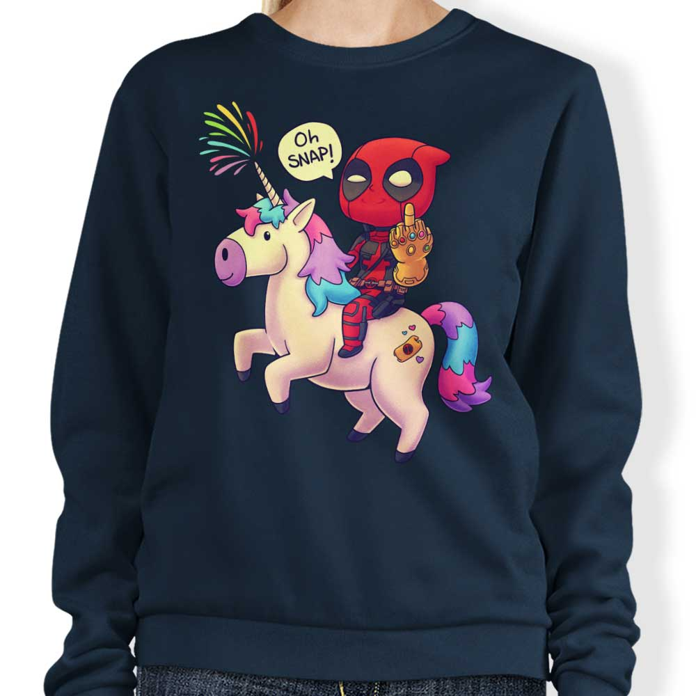 Infinity Chimichanga - Sweatshirt