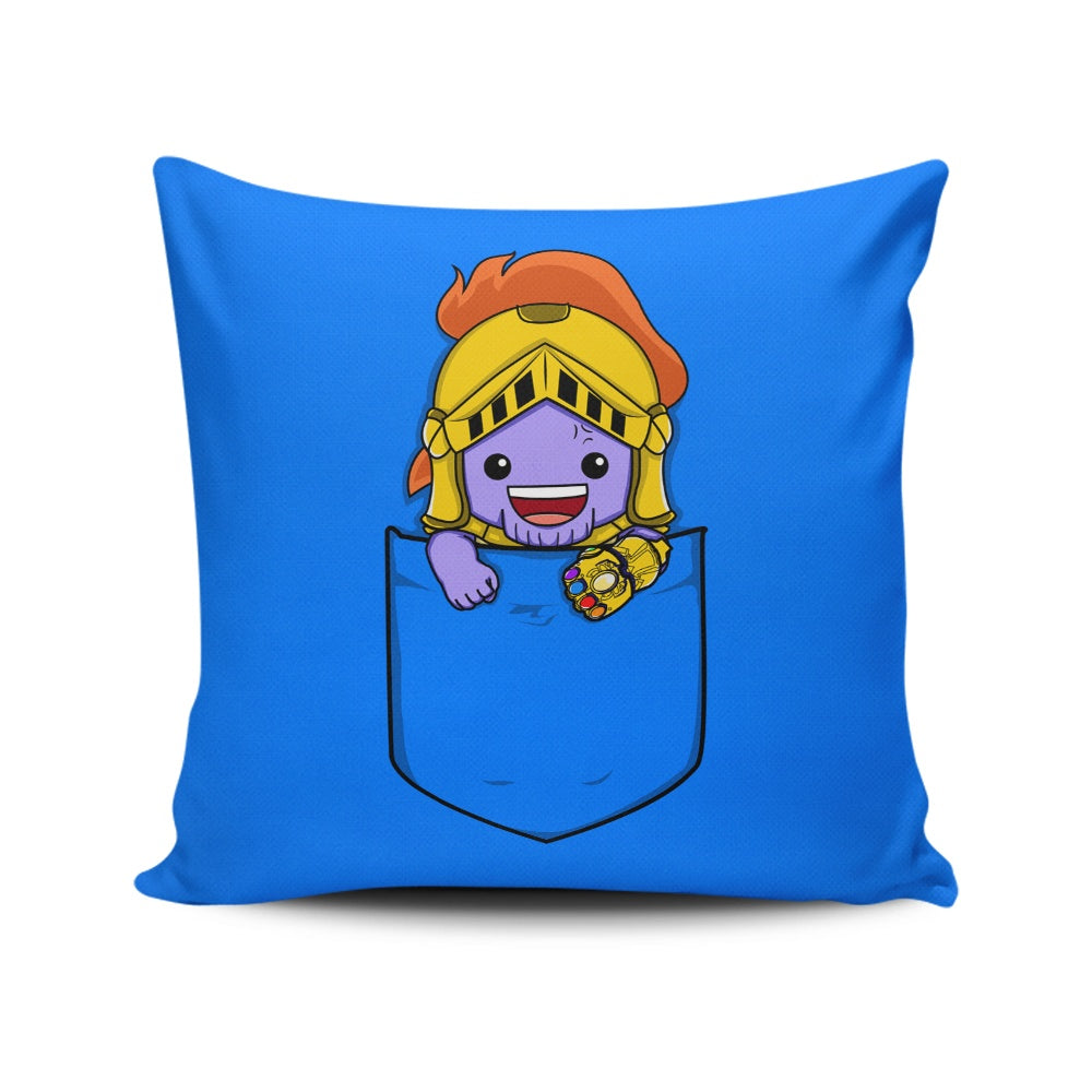 Infinity Teerion - Throw Pillow