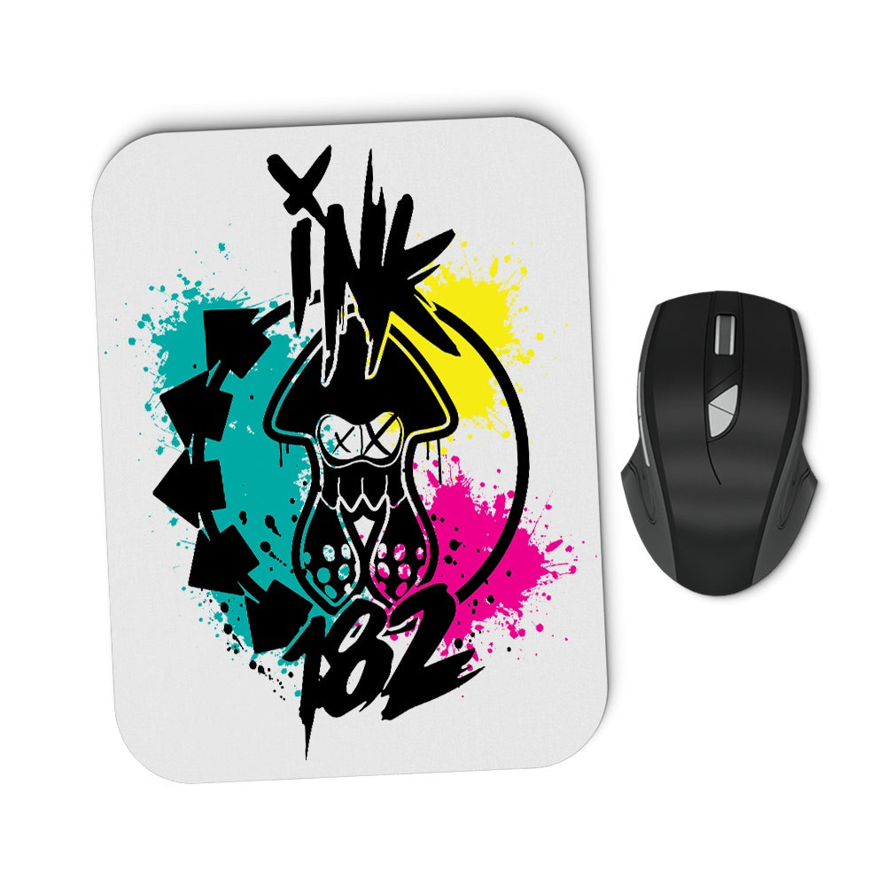 Ink-182 - Mousepad