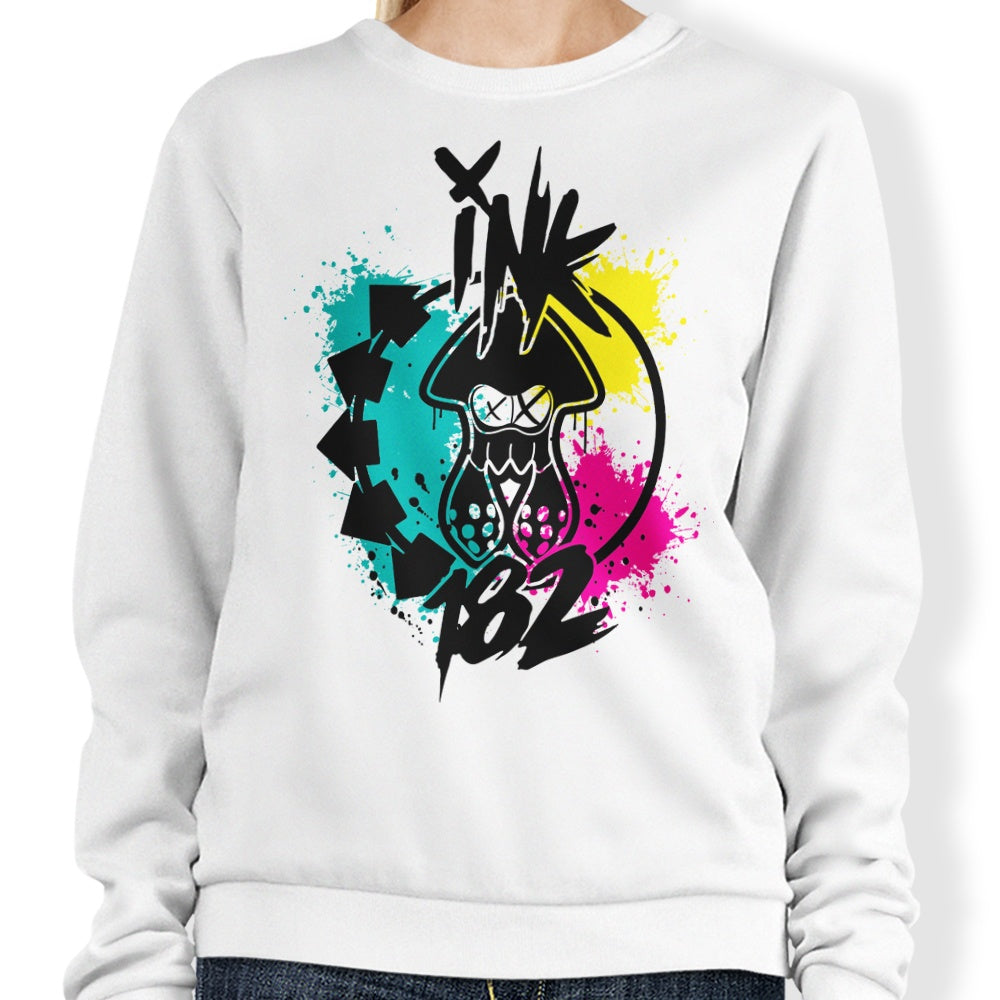 Ink-182 - Sweatshirt