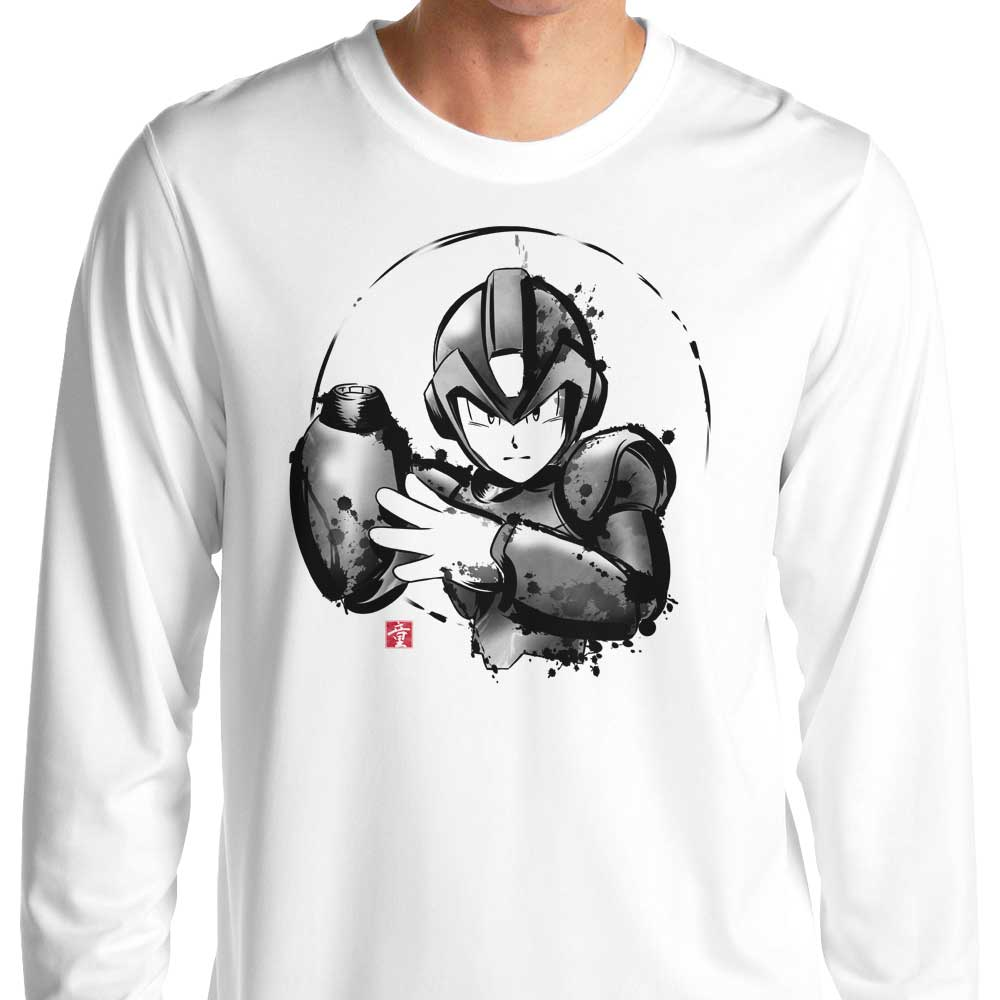 Ink Mega - Long Sleeve T-Shirt