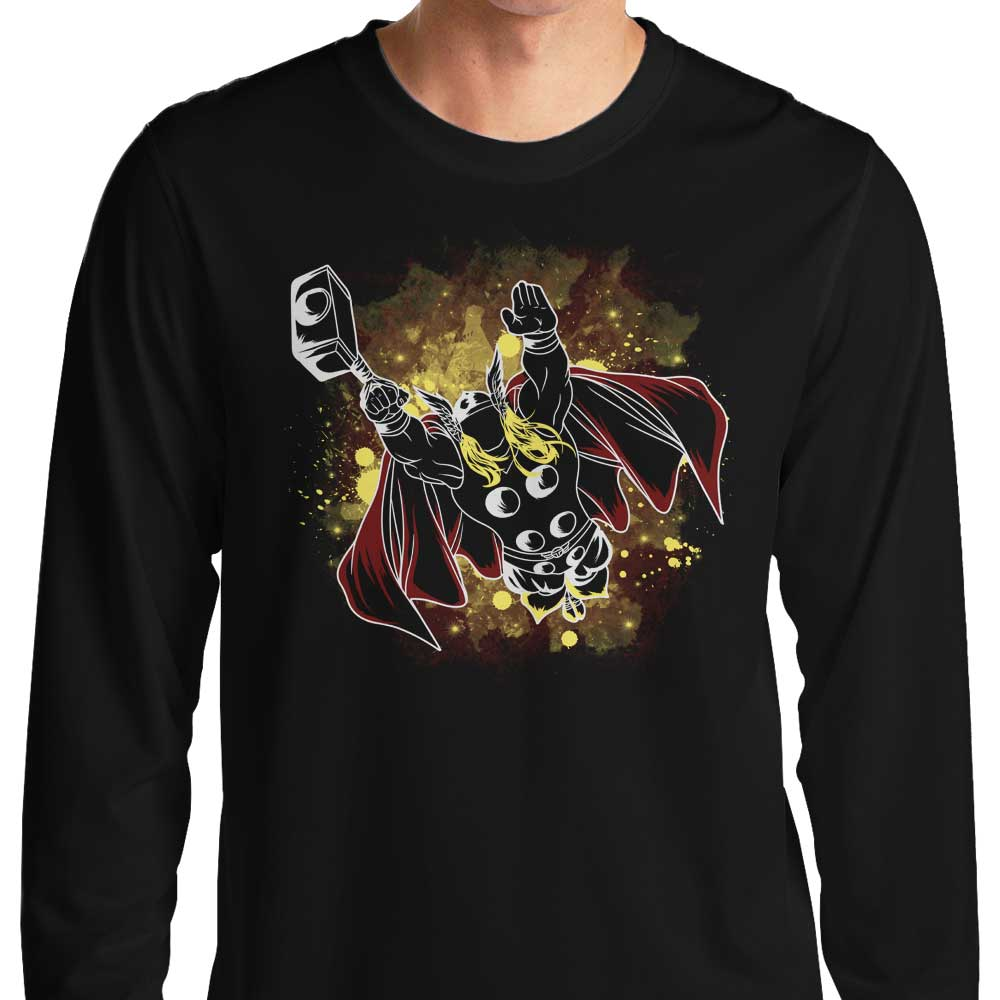 Inked God - Long Sleeve T-Shirt