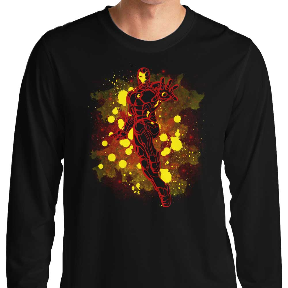 Inked Iron - Long Sleeve T-Shirt