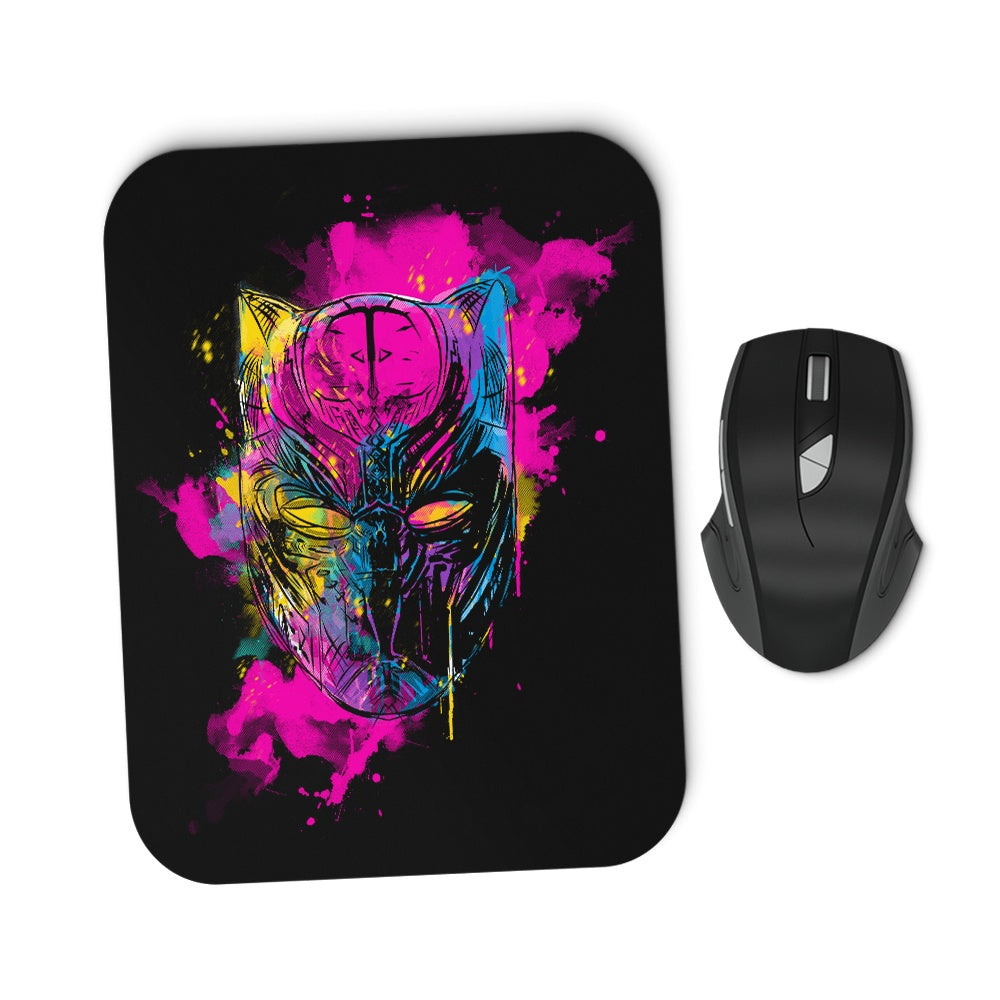Inked Panther - Mousepad