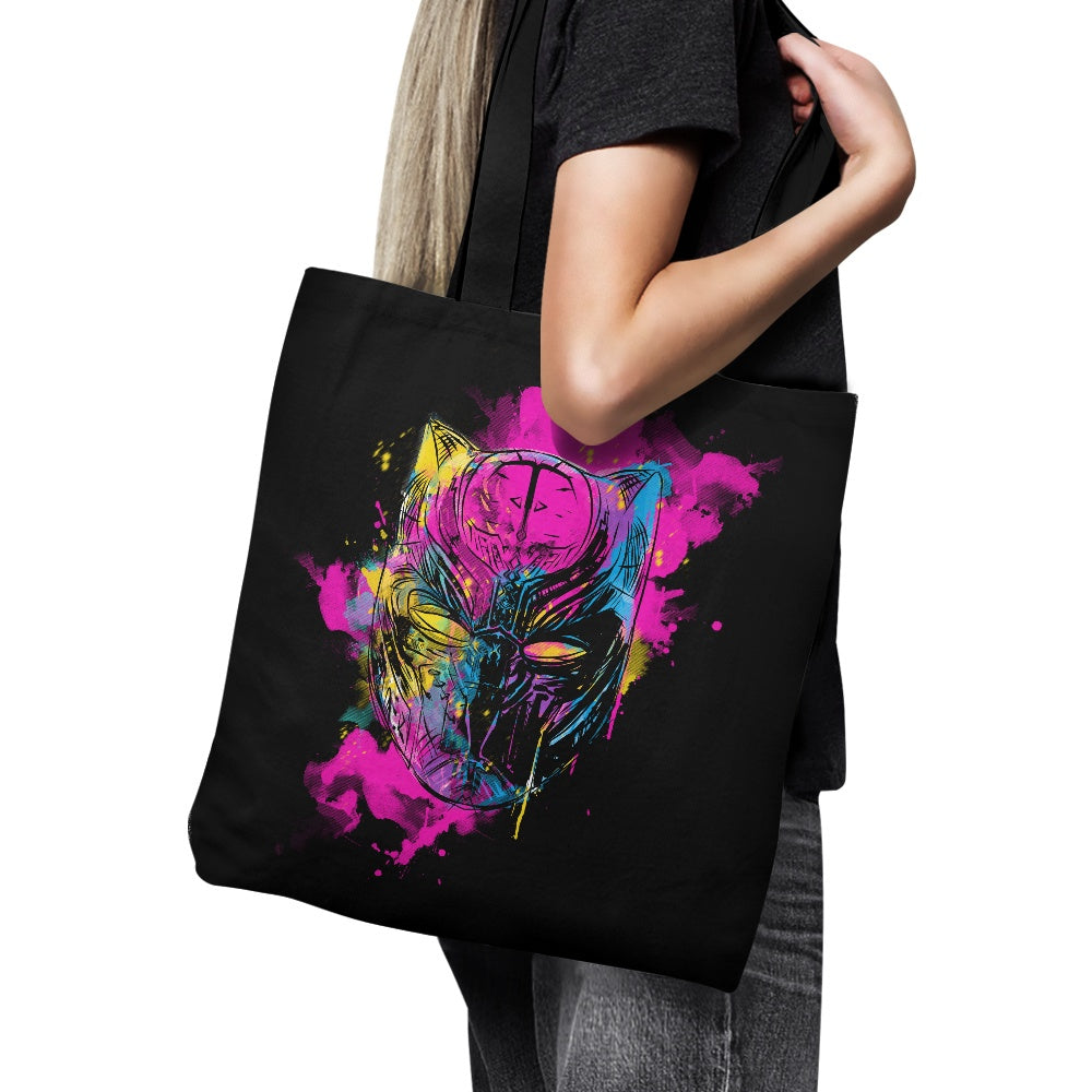 Inked Panther - Tote Bag