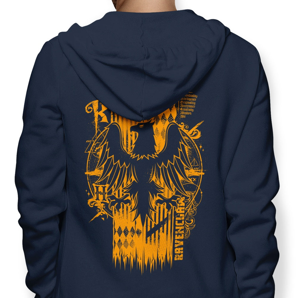 Intelligence, Wisdom, and Wit - Hoodie