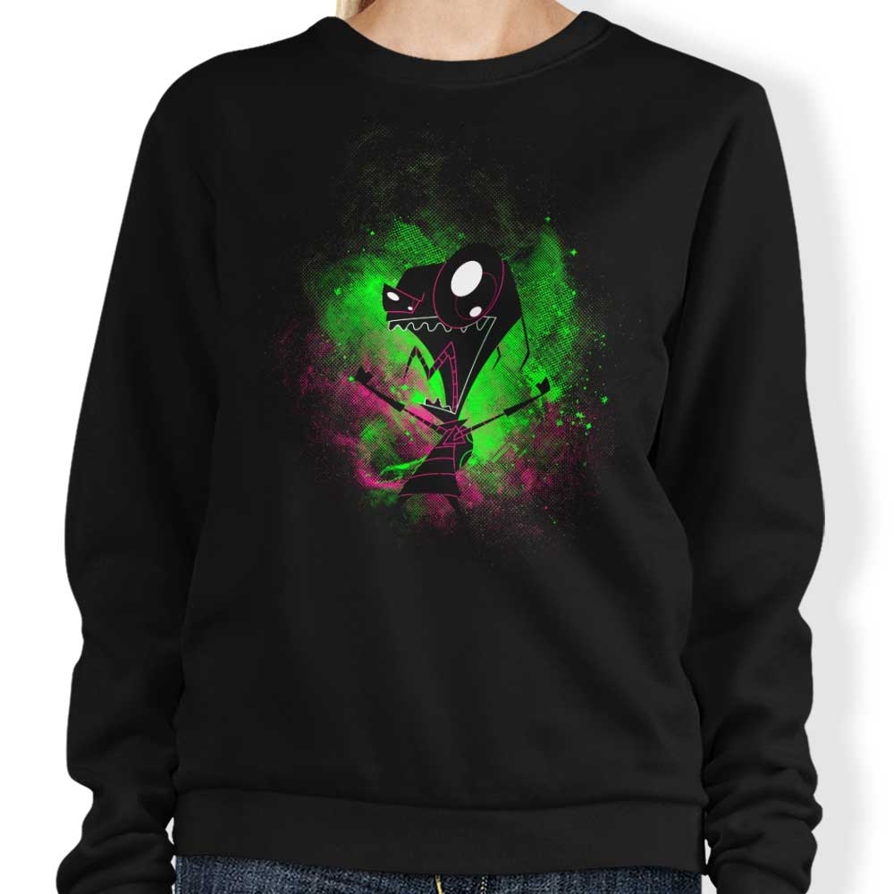 Invader Art - Sweatshirt