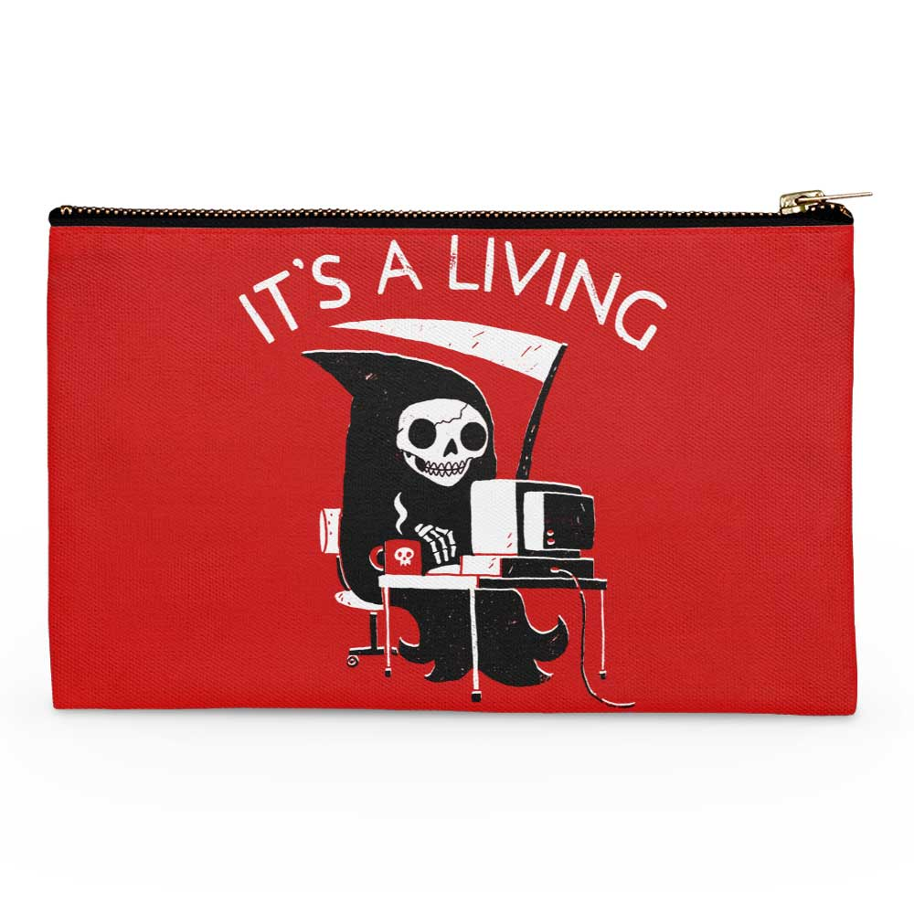 It's a Living - Accessory Pouch