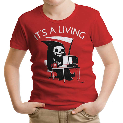 It's a Living - Youth Apparel