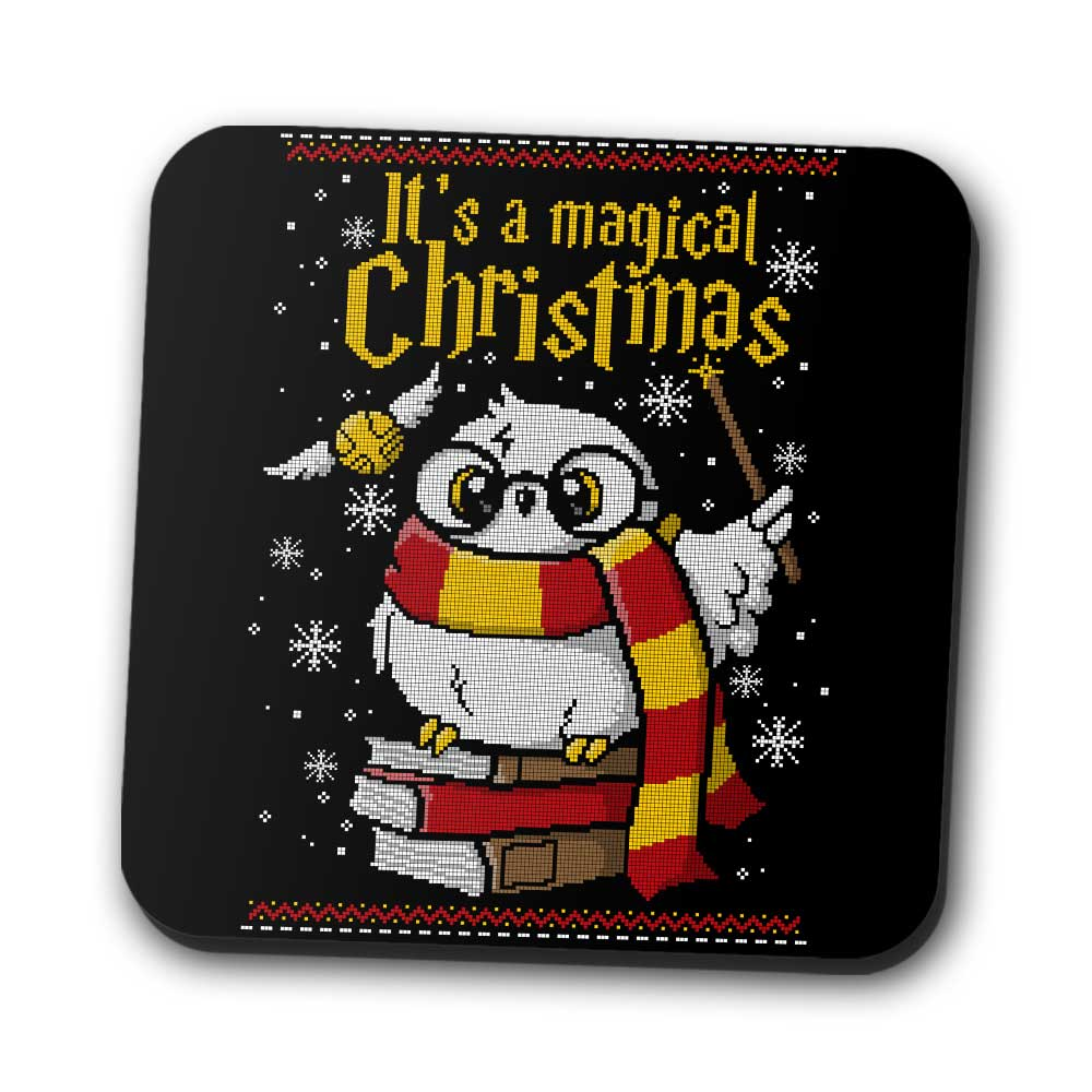It's a Magical Christmas - Coasters