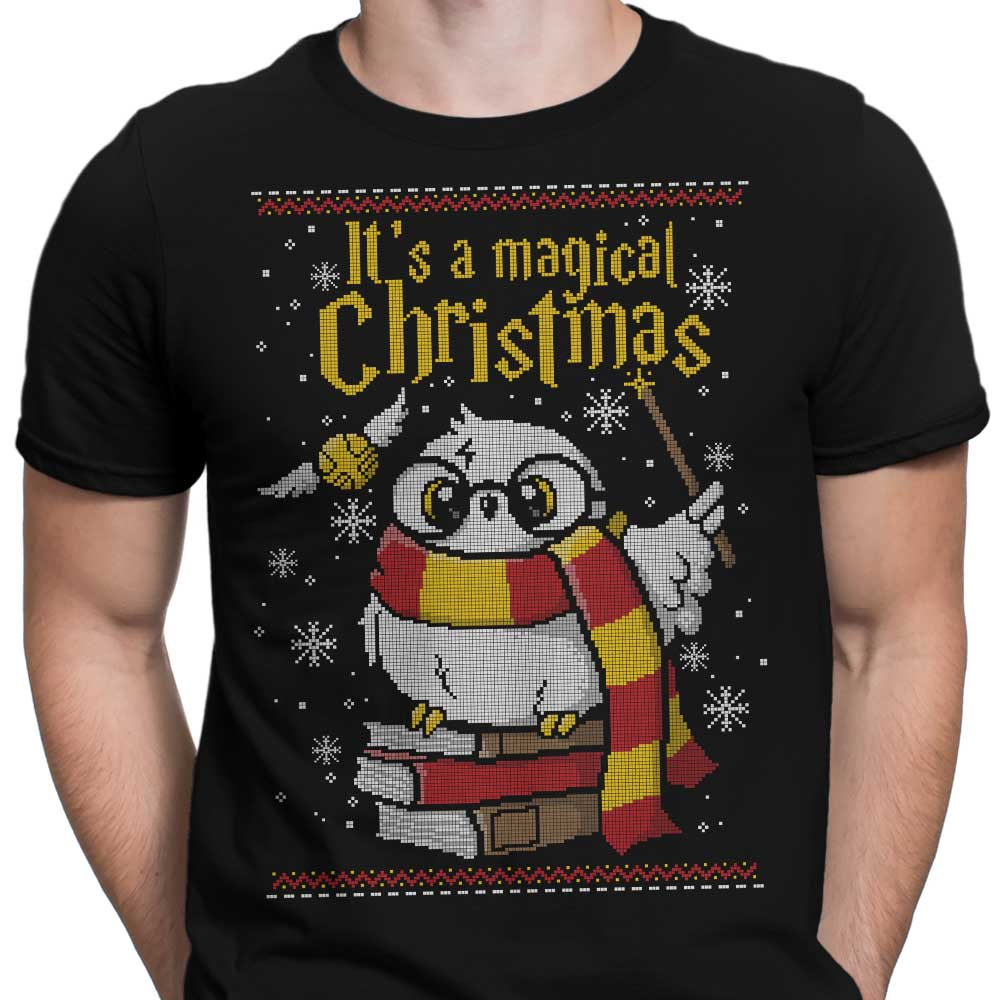 It's a Magical Christmas - Men's Apparel