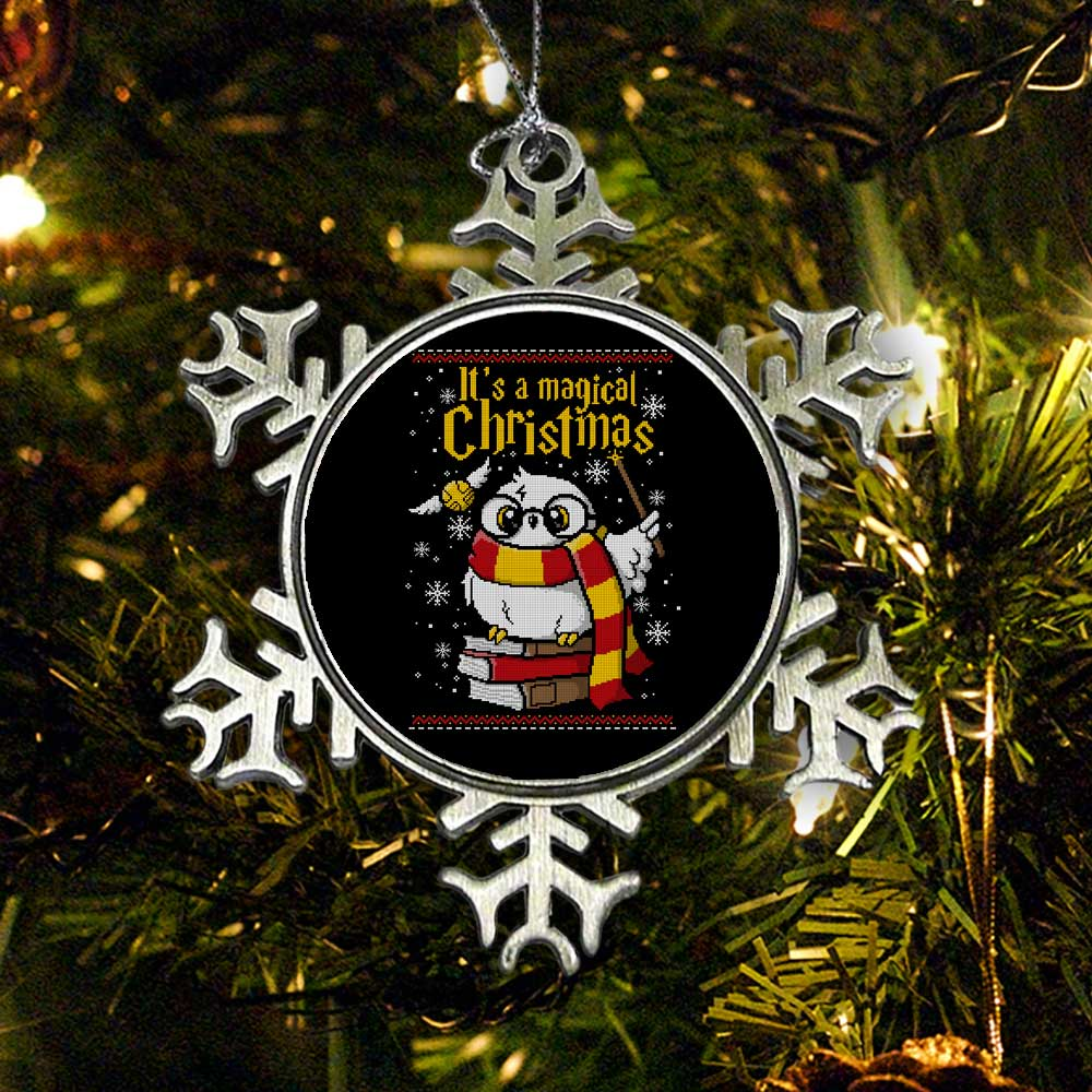 It's a Magical Christmas - Ornament