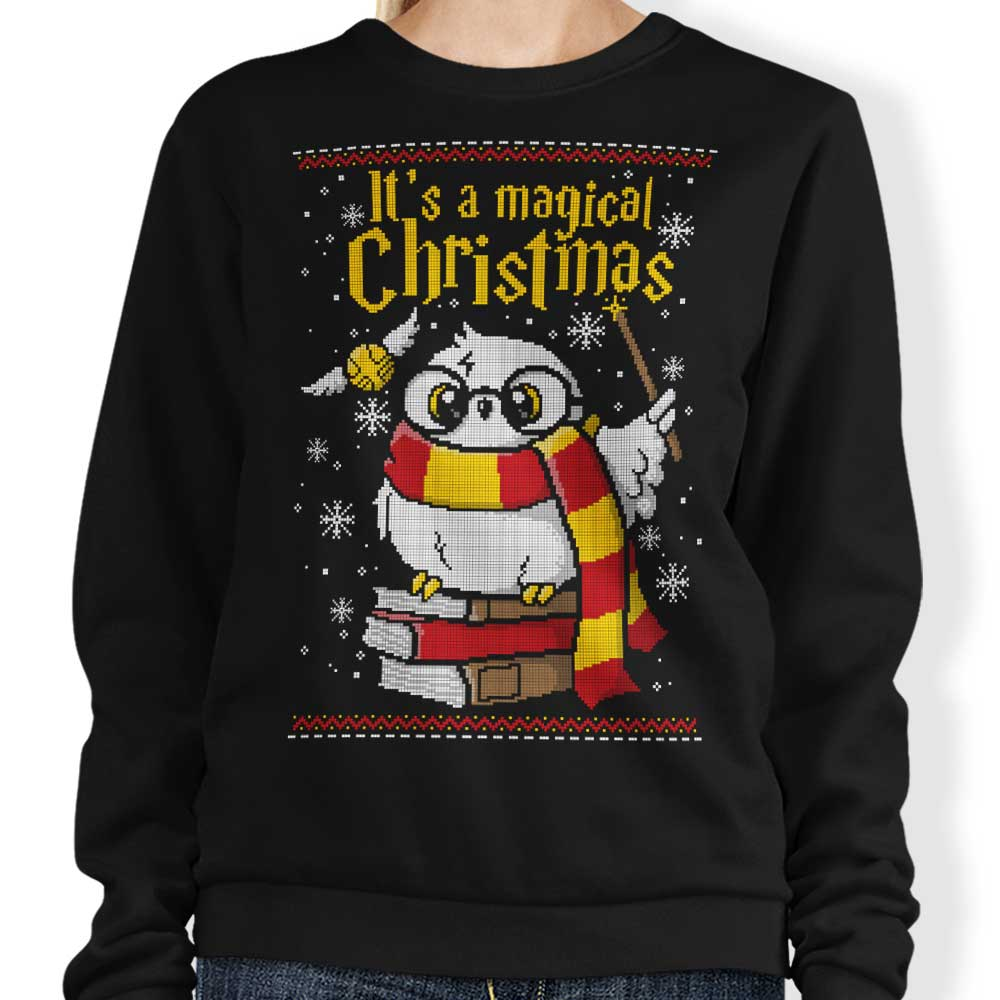 It's a Magical Christmas - Sweatshirt
