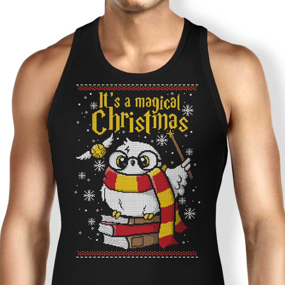 It's a Magical Christmas - Tank Top