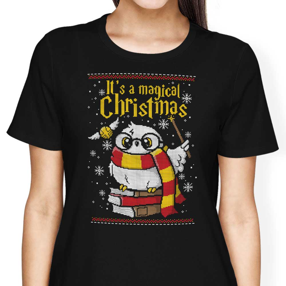 It's a Magical Christmas - Women's Apparel