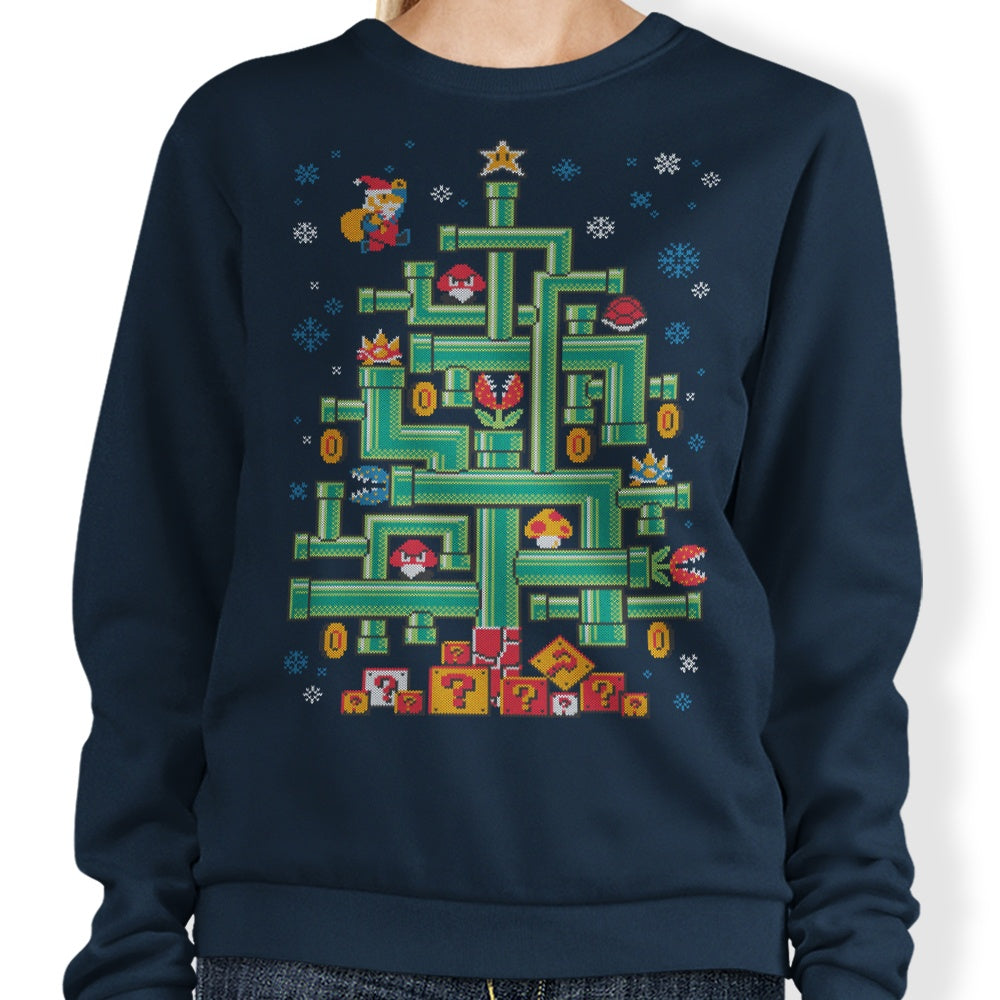 It's a Tree Mario - Sweatshirt