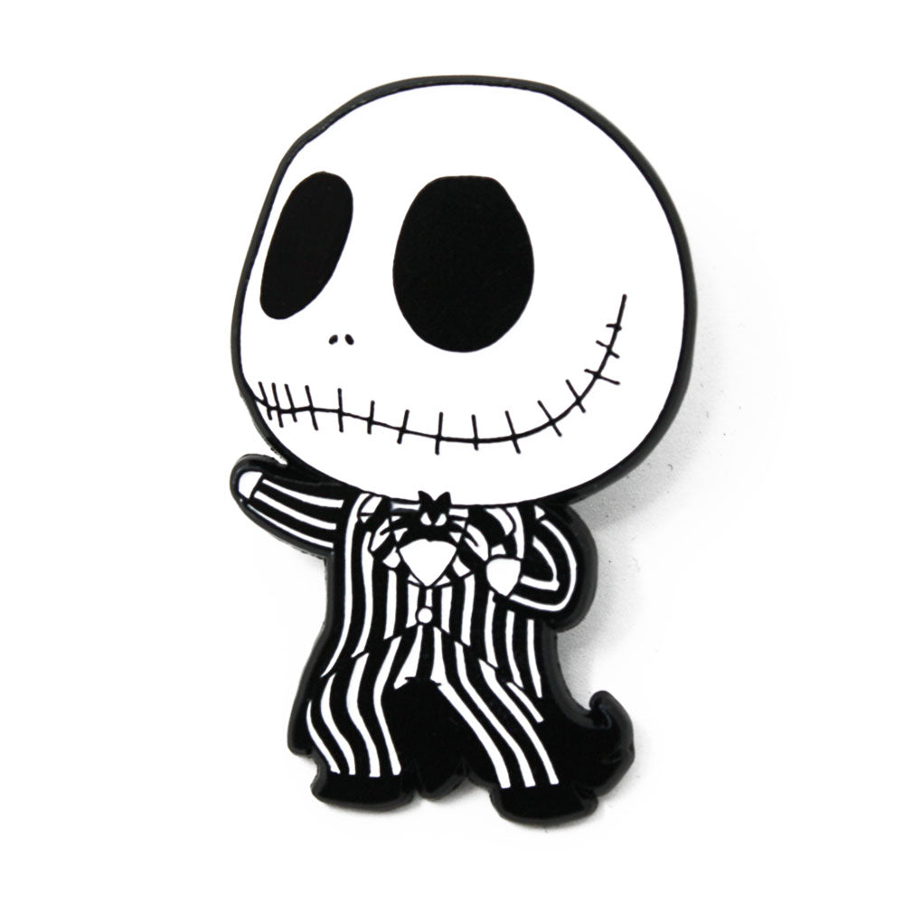 Adorable Pumpkin King - Enamel Pin