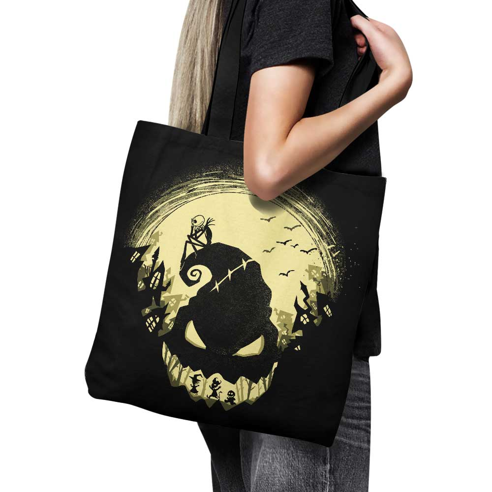Jack's Nightmare - Tote Bag