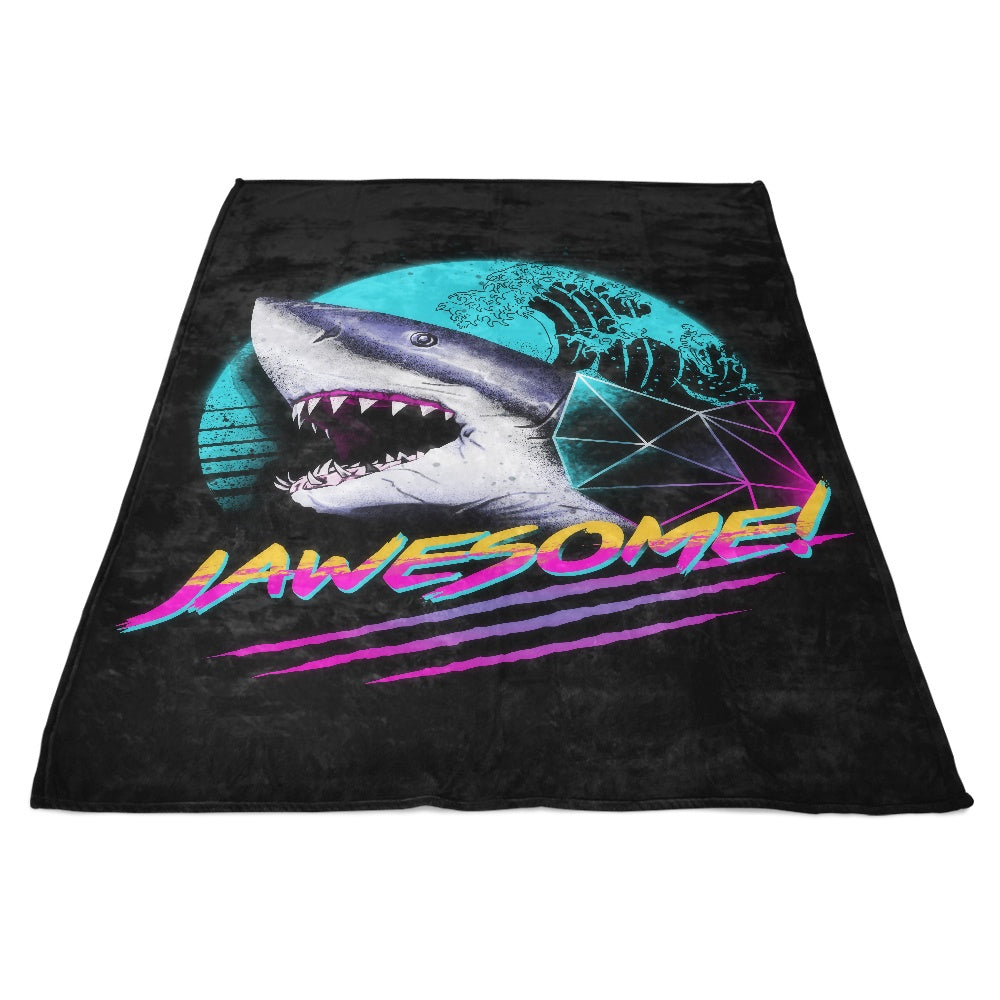 Jawesome - Fleece Blanket