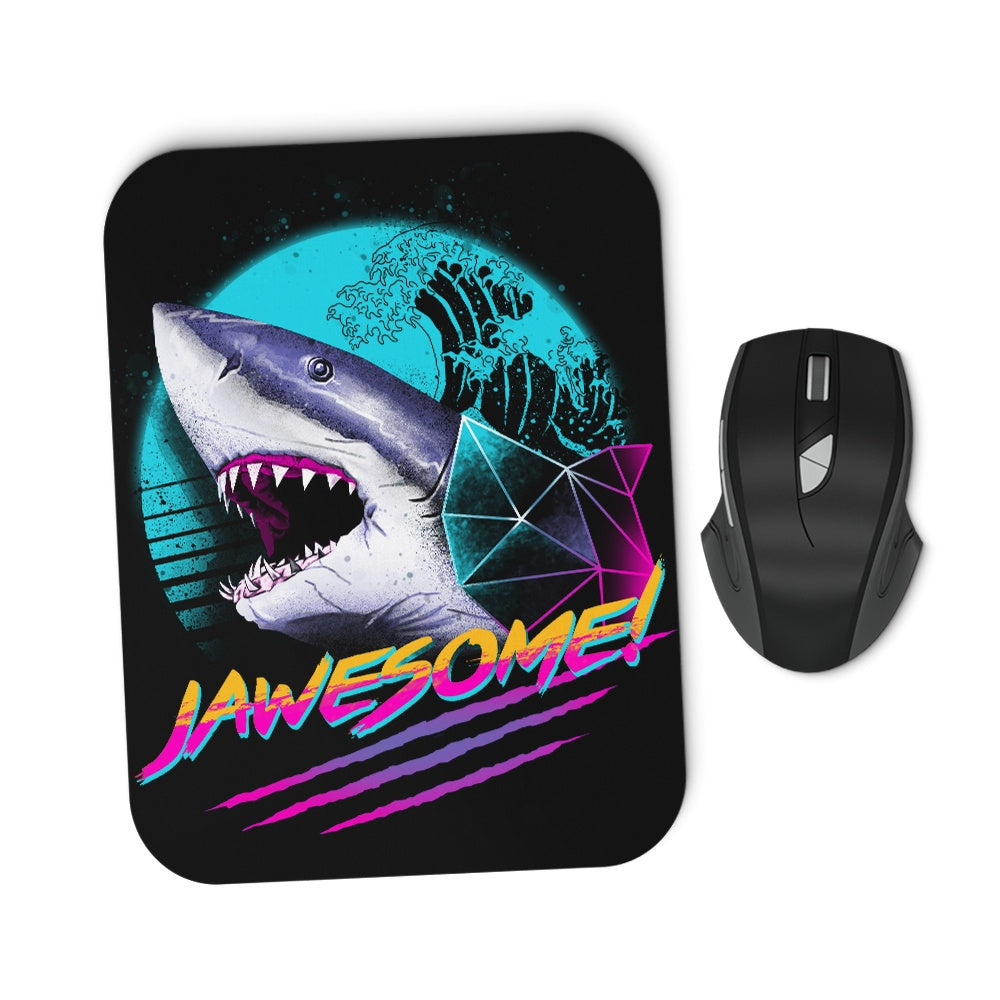Jawesome - Mousepad