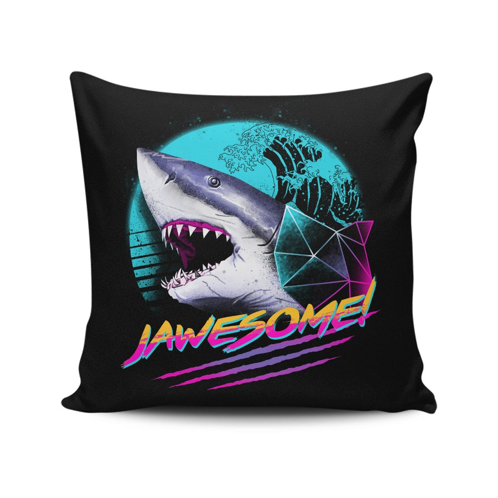 Jawesome - Throw Pillow