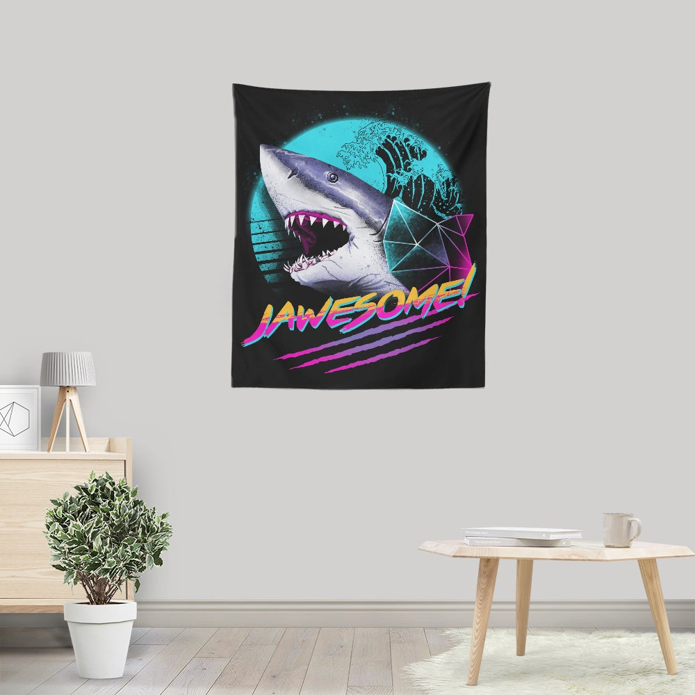 Jawesome - Wall Tapestry